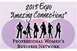 PROFESSIONAL WOMEN'S BUSINESS NETWORK logo