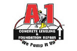 A1 CONCRETE LEVELING & FOUNDATION REPAIR logo