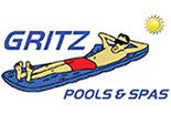 GRITZ POOLS & SPAS logo