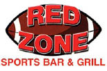 RED ZONE SPORTS BAR & GRILL logo