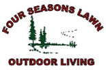 FOUR SEASONS LAWN-OUTDOOR LIVING logo