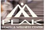 PEAK HEALTH AND WELLNESS logo