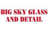 BIG SKY GLASS/DETAIL logo