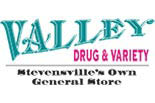Valley Drug & Variety logo