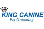 King Canine Professional Pet Grooming logo
