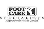 Foot Care Specialist logo