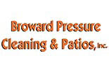 Broward Pressure Cleaning & Patios, Inc. logo