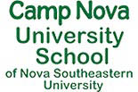 Camp Nova University School logo