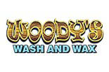 Woody's Car Wash logo