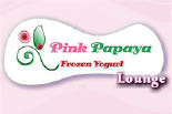 Pink Papaya Yogurt logo