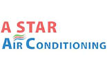 A Star Air Conditioning logo