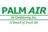 Palm Air Conditioning logo