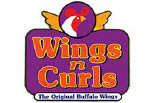 Wings n Curls logo