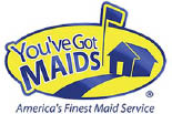 WHITE GLOVE MAIDS logo