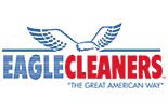 EAGLE CLEANERS logo