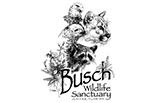 BUSCH WILDLIFE SANCTUARY logo