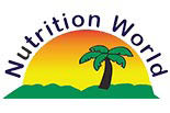 NUTRITION WORLD (PGA) logo