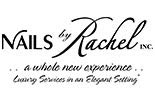 Nails By Rachel logo