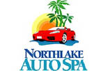 NORTHLAKE AUTO SPA logo