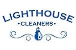 LIGHTHOUSE CLEANERS logo