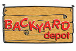 THE BACKYARD DEPOT logo