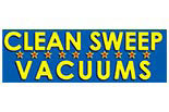 CLEAN SWEEP VACUUMS logo