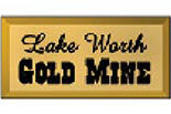 LAKE WORTH GOLD MINE logo