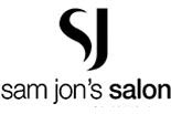 Sam Jon's Salon & Day Spa logo