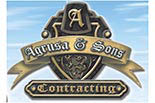 AGRUSA & SONS CONTRACTING logo