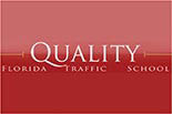 Quality Florida Traffic School logo