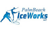 PALM BEACH ICEWORKS logo