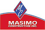 MASIMO CONTRUCTION, INC. logo