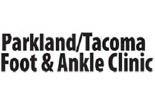 PARKLAND FOOT & ANKLE CLINIC logo