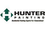 HUNTER PAINTING logo
