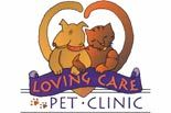 LOVING CARE PET CLINIC logo
