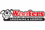 WOOFERS GROOMING & GOODIES logo