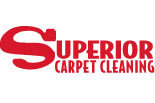 SUPERIOR CARPET CLEANING logo