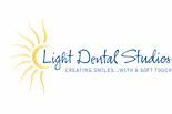 LIGHT DENTAL STUDIOS logo