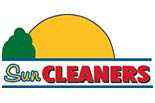 SUN CLEANERS logo