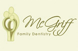 MC GRIFF FAMILY DENTISTRY logo