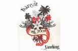 BARE IT TANNING logo