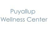 PUYALLUP WELLNESS CENTER logo