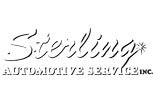 STERLING AUTOMOTIVE REPAIR logo