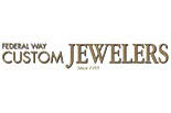 FEDERAL WAY CUSTOM JEWELERS logo