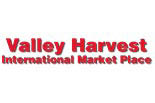 VALLEY HARVEST INTERNATIONAL MARKET PLACE logo