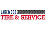 LAKEWOOD TIRE & SERVICE logo