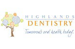 HIGHLANDS DENTISTRY logo