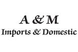 A&M AUTO - BELLEVUE logo