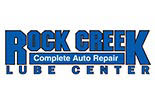 ROCK CREEK LUBE ^ logo