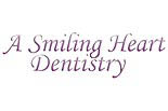 A SMILING HEART DENTISTRY logo